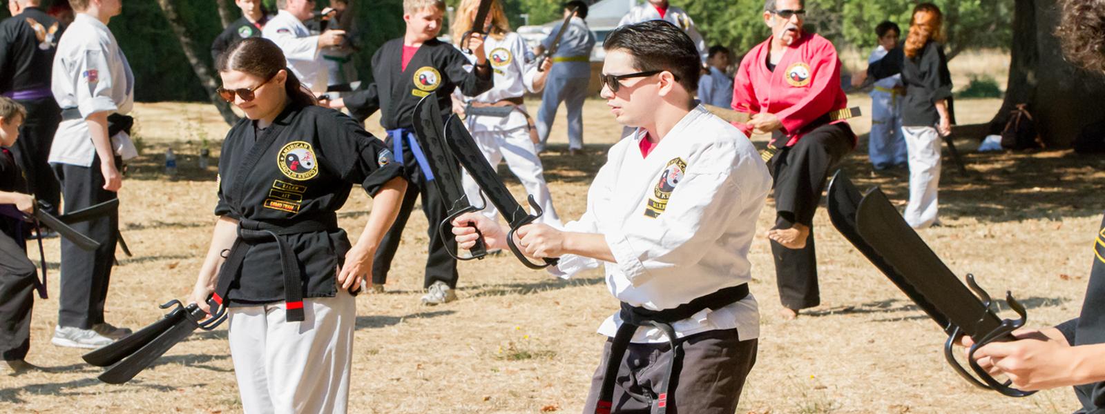Albany Shao-Lin Kempo | Karate | Kung Fu | Jui Jitsu | Albany | Oregon